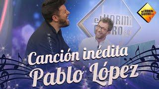 Download Pablo López nos toca una canción inédita - El Hormiguero Video