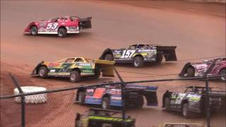 Download ″Hangover 40″ Super Late Model Feature from 411 Motor Speedway, December 31st, 2016. Video