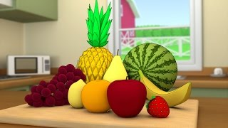 Download Fruit names - Kids Learning Video