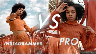Download Influencer vs Pro Photographer Video