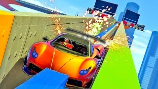 Download BELLY GRINDING SUPER CARS!! (GTA 5 Funny Moments & FAILS) Video