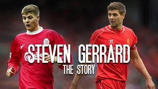 Download Steven Gerrard- The Story Video
