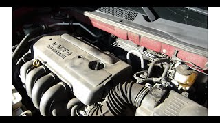 Download Pontiac Vibe (Toyota Matrix) Belt Tensioner Replacement Video