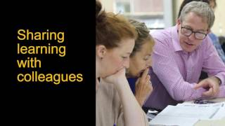 Download What happens at the UCL Sutton Trust Teacher Summer School? Video