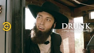 Download The Civil War's Great Locomotive Chase (feat. John Francis Daley & Martin Starr) - Drunk History Video