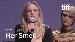 Download HER SMELL Cast and Crew Q&A | TIFF 2018 Video