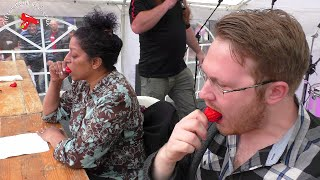 Download Chilli Eating Contest | Reading Chili Festival 2016 Video