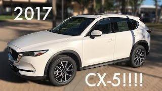 Download The Perfect Family Crossover?!-2017 Mazda CX-5 Review Video