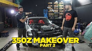 Download 350Z Make Over - PART 2 Video