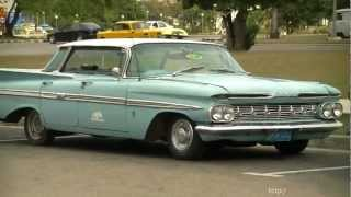 Download American Classic Cars in Havana Cuba - The Ultimate Survivors Video