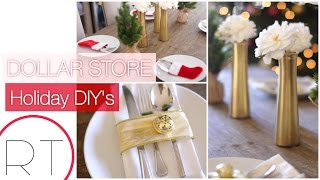 Download DIY Dollar Store Decor (EASY Holiday Edition) Video