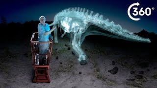 Download 360° Attenborough and the Giant Dinosaur - BBC Earth Video
