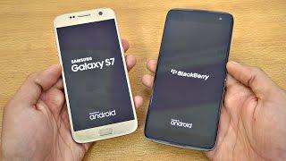 Download BlackBerry DTEK60 vs Samsung Galaxy S7 - Speed Test! (4K) Video