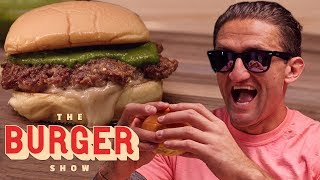 Download Casey Neistat Taste-Tests Limited-Edition Burgers from Shake Shack   The Burger Show Video