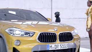 Download The first-ever BMW X2. Video