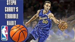 Download Steph Curry's terrible habit that may damage his legacy Video