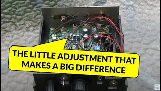 Download Improved audio from the Bitx40 by varying the carrier oscillator Video