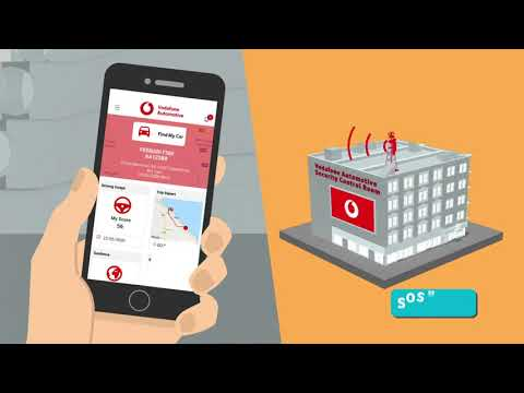 Vodafone Automotive Protect & Connect S7