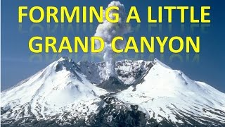 Download Little Grand Canyon Formed in 1980 Video