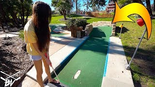 Download BUYING THE MINI GOLF STRUGGLE BUS AND A HOLE IN ONE AT SHERMAN OAKS CASTLE PARK! Video