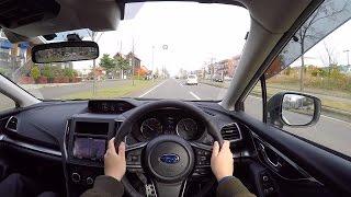 Download 【Test Drive】2016/2017 New SUBARU IMPREZA SPORT 2.0i-S EyeSight - POV City Drive Video