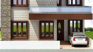Download 25x50 Feet two story single family house. #housemd #home design #tiny house Video