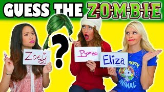 Download Disney Zombies Guess the Hair Challenge. Totally TV Video