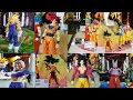 Download GOKU SSGOD,VEGETA SS3, WHIS, CHAMPA,TRUNKS, GOKU SS4 and more S.H.FIGUARTS [PREVIEW] Video