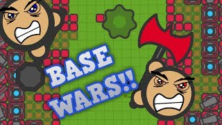 Download ZOMBS.IO EPIC TIER 7 BASE WARS!! // Trolling A Subscriber (Zombs.io Funny Moments) Video
