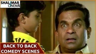 Download Latest Telugu Comedy Scenes || Back to Back 09 || Brahmanandam, L.B.Sriram || Shalimarcinema Video