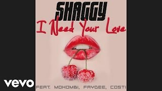 Download Shaggy - I Need Your Love (Audio) ft. Mohombi, Faydee, Costi Video