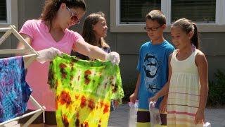Download Tie Dye Shirts   Kate Plus 8 Video
