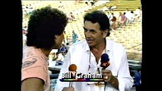 Download MTV Interview - Bill Graham (MTV - Live Aid 7/13/1985) Video