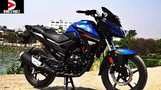 Download Honda X Blade First Ride Review Most Detailed #Bikes@Dinos Video