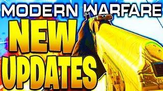 Download NEW MODERN WARFARE UPDATES! NEW GUNS, PERK BALANCE, KILLSTREAKS, MINI MAP/LOBBIES COD MODERN WARFARE Video