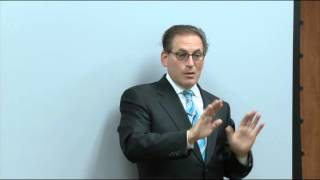 Download Stephen Soloway M.D. lectures future physicians about #arthritis issues on Dec 14, 2012 Video