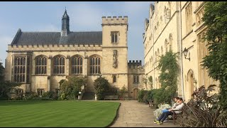 Download MY FIRST WEEK AT OXFORD UNIVERSITY Video