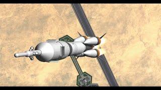 Download Soyuz Rocket Failure Simulation - KSP RSS Video