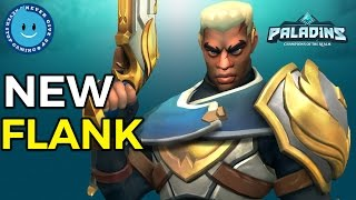 Download NEW FLANKER LEX (LAWMAN) ARRIVES! AN EXECUTE IN PALADINS?! (Paladins OB46) Video