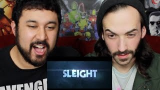 Download SLEIGHT TRAILER #1 REACTION & REVIEW!!! Video