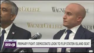 Download NY1, CD 11 Democratic primary debate Video
