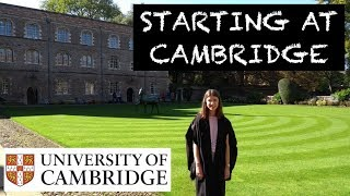 Download MY FIRST WEEK AT CAMBRIDGE UNI Video