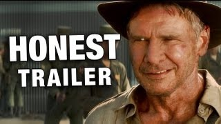 Download Honest Trailers - Indiana Jones & The Kingdom of The Crystal Skull Video