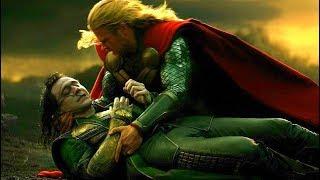 Download Loki's Death Scene - Thor and Loki vs Kurse & Dark Elves - Thor: The Dark World (2013) Movie CLIP HD Video