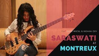 Download SARASWATI AT MONTREUX - ABHIJITH & SANDEEP ft.DAVE WECKL & MOHINI DEY..!!! Video