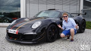 Download The RUF CTR3 Club Sport is a 236mph MONSTER! Video