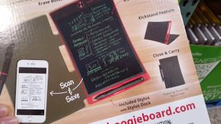 Download Costco! JOT Boogie Board Ewriter 8.5″ for $20 Video