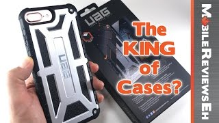 Download 2X Drop Rated? - Urban Armor Gear Monarch Review - iPhone 7 cases Video
