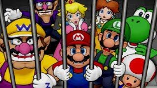 Download Mario Party DS - Story Mode Walkthrough Part 1 - Wiggler's Garden Video