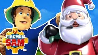 Download Fireman Sam NEW Episodes - Santa Overboard 🔥 Video